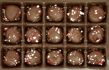 Peppermint Chocolates