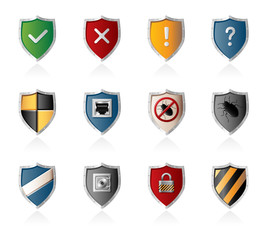 Security shields