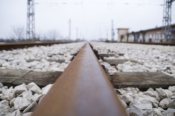 Rusty railroad