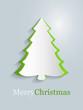 Karte-Merry Christmas
