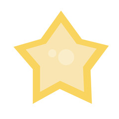 a star yellow be cute