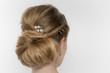 canvas print picture - Haarpracht