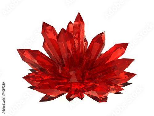 Ruby druze - 74097289