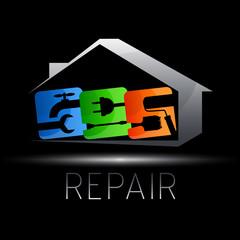 design for repair of houses