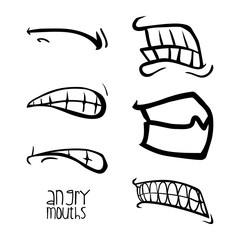mouth design