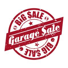 garage sale  design