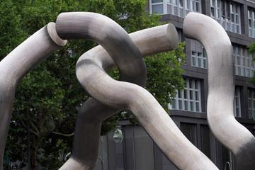 abstrakte Skulptur Berlin