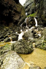Waterfalls of Gordale Scar