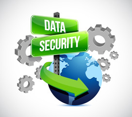 industry data security around the globe