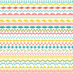 stitch border patterns