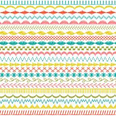 stitch border patterns