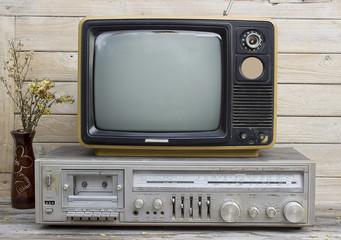retro Radio and TV