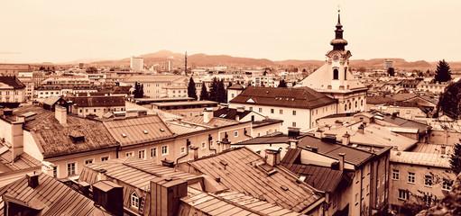 City walk Salzburg