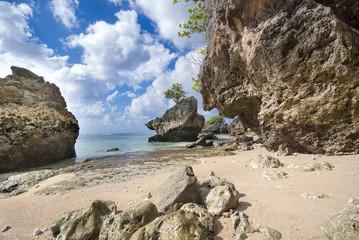 Morning at Padang-Padang beach, Bali