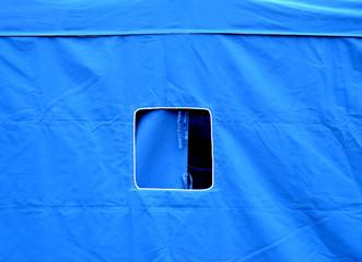 tent window