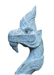 Naga statue