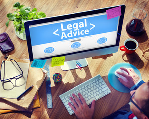 Legal Advice Compliance Consulation Expertise Concept