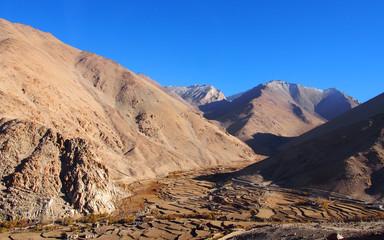 North India landscape