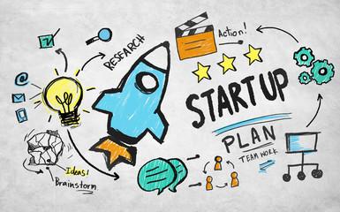 Start-up Plan Concept