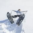 pure Lebensfreude im Schnee