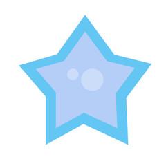 a star blue be cute