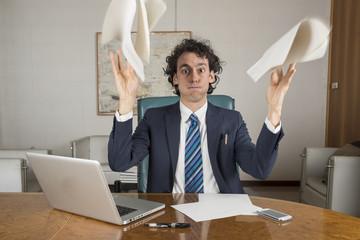 rabbia in ufficio