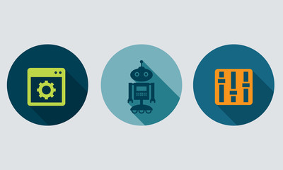 Information technology -  set icons 1