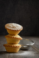 Mince Pie Stack