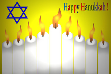 Happy HANUKKAH !
