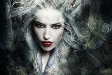 fantasy sorceress
