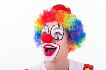 witziger clown