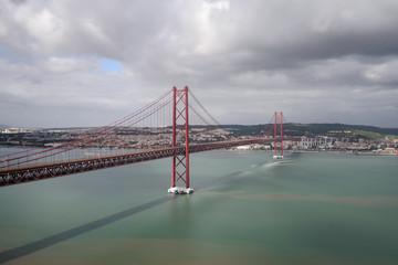 Ponte sobre o Rio Tejo, Lisboa