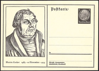 Martin Luther-theologian, politician