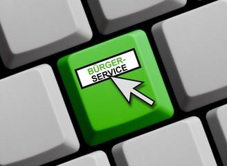 Bürger-Service online