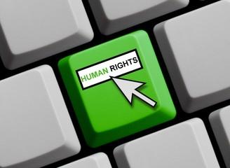 Alles zum Thema Menschenrechte online