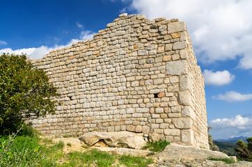 Sardegna, Luogosanto, castello di Balaiana