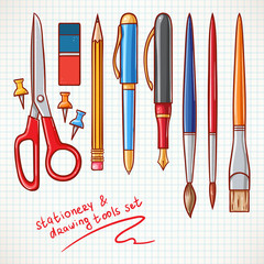 various stationery - 1