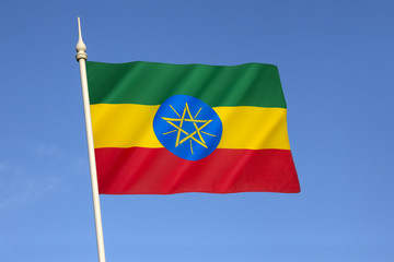 Flag of the Federal Democratic Republic of Ethiopia