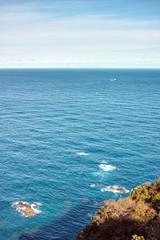 島根半島 多古鼻の海