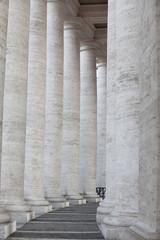 Bernini's Columns