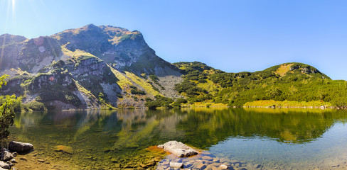 A beautiful of Slovak Tatras