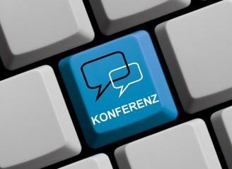 Konferenz online