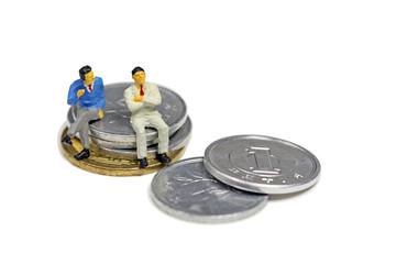 消費税と男たち