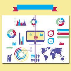 Infographic elements 5