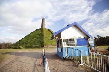 pyramid of Austerlitz on Utrechtse Heuvelrug
