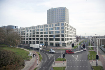 building of rijkswaterstaat in arnhem