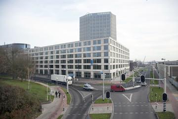 building of rijkswaterstaat in arnhem