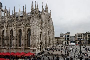 Milano Piazza Duomo 5