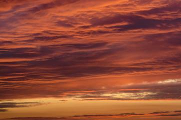 Eruption nuageuse