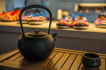 The teapot teacup